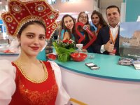 Komşu ülke Bulgaristan'ın başkenti Sofya'da Alanya tanıtımı yapıldı