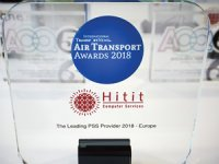 Hitit'in, havacılık ve seyahat IT sektöründeki başarıları ödüllendirilmeye devam ediyor