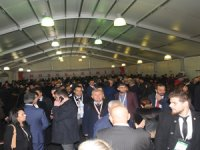 23. TÜRSAB Genel Kurulu İstanbul'da Lütfi Kırdar Kongre Merkezi'nde başladı