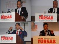 TÜRSAB Genel Kurulu'nda adaylar kürsüden ne vaadlerde bulundu