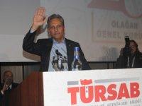 TÜRSAB 23.Olağan Genel Kurulu Toplantısı Lütfi Kırdar Kongre ve Sergi Sarayı'nda gerçekleşti