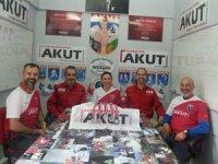 AKUT Sporcusu Milli Sporcu Gülçin Güreşçi, Belgrad'ta Türkiye'yi temsil edecek
