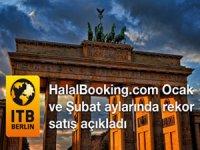 HalalBooking.com CEO'su Elnur Seyidli ekibiyle birlikte ITB'de olmaktan  gurur duyuyoruz dedi