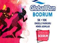 Global Run Bodrum 29 Nisan'da Parıltı Görmeyen Çocuklar Derneği yararına koşulacak
