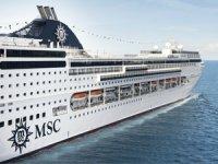 Avrupa'nın en büyük gemi firması MSC Cruises, yeniden Türkiye'ye geleceğinin müjdesini verdi