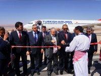 Türk Hava Yolları'nın Ürdün'deki 2. uçuş noktası Akabe'ye direkt seferleri bugün itibariyle başladı