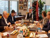 TÜRSAV'ın Olağanüstü Mütevelli Heyeti toplantısı gerçekleşti