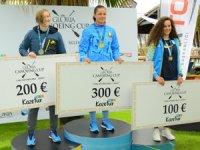 Gloria Canoeing Cup 5 Bin Metre Durgunsu Turnuvası Antalya'da gerçekleştirildi