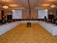 TÜRSAB Başkanı Firuz Bağlıkaya Türk - Rus Toplumsal Forumu'na katıldı