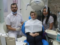 Bergüzar Korel'in gülüşü sağlık turizmini canlandırdı