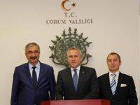 Çorum Valisi Necmeddin Kılıç, Macarları yakın dost olarak biliyoruz, dedi