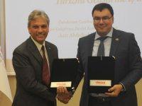 """TÜRSAB ile Özbekistan arasında """"Turizmi Geliştirme İş Birliği"""" anlaşması imzalandı"""
