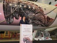 THY, filosundaki A321 tipi bir uçağı Troya (Truva) temalı olarak giydirdi