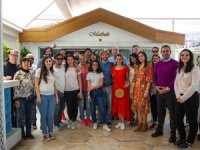 Dünyaca ünlü Instagram fenomenleri Matbah Restaurant'ta ağırlandı