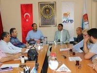 Türkiye'nin Avrupa Birliği'ne katılım süreciyle ilgili çalışmalarına bir katkı da Alanya'dan geldi