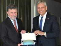 TÜRSAB ve Türkiye Bilişim Vakfı Turizmde Dijitalleşme Konusunda İş Birliği Alanlarını Görüştü