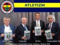"""Fenerbahçe Spor Kulübü Başkan Adayı """"Ali Koç"""", FBSYD Koşuları'na katılımıyla destek oluyor"""