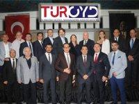 TUROYD'un 1700 üyesi bulunurken katılım gösteren 50 üyesiyle 1. Olağanüstü Genel Kurulunu yaptı