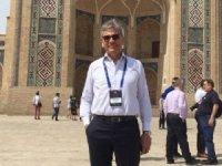 TÜRSAB Başkanı Firuz B. Bağlıkaya ve Yönetim Kurulu Özbekistan'da iş birliğiyaptı