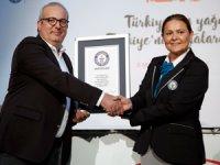 Turyağ, Türkiye'nin ustalarıyla yeni bir Guinness dünya rekoruna imza attı