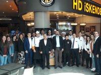 HD İskender Türkiye'nin dört bir yanında büyümeye devam ediyor