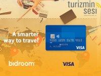 Avrupa Visa kart sahiplerine, Bidroom'a altı aylık ücretsiz erişim imkanı sunuyor