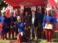 Komárom-Esztergom Megye Bölgesinde Macar-Osmanlı Türk Günü Festivali büyük ilgi gördü