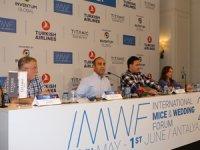 Dünyanın dört bir yanından organizatörler International Mice&Wedding Forumda bir araya geldi