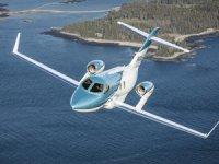 HondaJet Elite yeni motor tasarımıyla uçuş menzilini 400 km artırdı