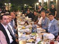 TÜRSAB Genel Başkan Yardımcısı Hasan Erdem İnegöl Belediyesi iftarına katıldı