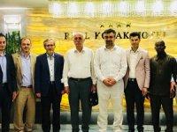 Real Konak Hotel Necat Nasıroğlu Kuran kursu öğrencilerine iftar yemeği verdi