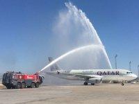 Qatar Airways, Bodrum'a direkt seferlerin başlamasından bir gün sonra Antalya seferlerini başlattı
