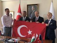 Kırklareli Kavaklı Belediyesi ile Macaristan'ın Szabadbattyán Belediyesikardeş oldu