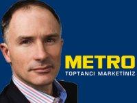 Boris Minialai, Metro Türkiye'ye Genel Müdür olarak atandı