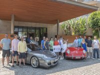 Porsche'nin 70'inci yılında Porsche Club İstanbul üyeleri keyifli bir hafta sonu geçirdiler