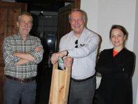 Kastamonu Küre Ersizlerdere'ye  İngiltere'den umut veren ziyaret