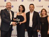 Sektörde 25. yılını dolduran Prontotour'a bir ödül de Qatar Airways'ten geldi