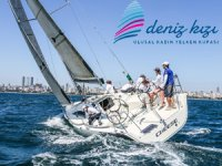 Deniz Kızı Ulusal Kadın Yelken Kupası, bu yıl üçüncü kez düzenlenecek
