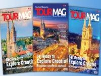 TOURMAG Turizm Dergisi'nin yeni sayısı satış noktalarında yerini aldı
