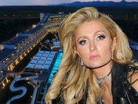 Paris Hilton, Limak Cyprus'ta vereceği partiyi erteledi