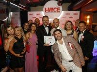 """Uluslararası MICE Endüstrisi Derneği (I-MICE) """" Network Party """" etkinliğinde, üyeleri ve Mice Acenteleri bir araya geldi"""