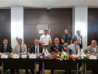T.C. Kültür ve Turizm Bakanı Mehmet Ersoy İlk Değerlendirme Toplantısını Antalya'da Yaptı
