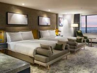 Hilton'un Türkiye'de faaliyet gösteren 61. oteli İstanbul Maslak birinci sınıf otelcilik anlayışıyla hizmete girdi