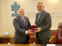 TUROYD Yönetim Kurulu, Kültür ve Turizm Bakanı Mehmet ERSOY'u ziyaret etti