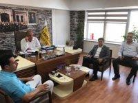 TÜRSAB 2. Başkanı Hasan Erdem, Taksici İle Turizmci Esnafını Uzlaştırdı