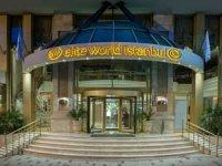 Elite World İstanbul Hotel 750 bin dolar yatırımla yenilendi