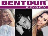 Bentour Reisen Yaz kataloğu kapak mankeni yarışması sonuçlandı