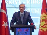 Türkiye-Kırgızistan İş Forumu Kırgızistan'ın başkenti Bişkek'te gerçekleştirildi