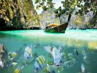 Tatilini Eylül'e bırakanlara Prontotour'dan dünyanın cennet köşelerinde turkuaz denizler, bembeyaz kumsallar