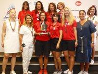 3. Deniz Kızı Ulusal Kadın Yelken Kupası'nın Sahibi Eker Kadın Yelken Takımı Oldu